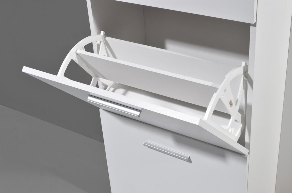 Welcome Kompakt Garderobe Mit Spiegel Schuhschrank Paneel