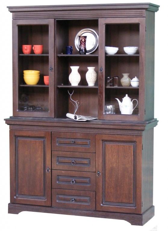 aufsatz buffet preisvergleich die besten angebote online. Black Bedroom Furniture Sets. Home Design Ideas