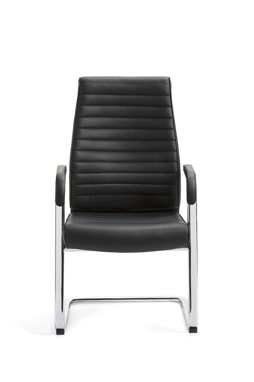 Drehsessel  Mayer Design Echt Leder DELUXE Drehsessel Bürostuhl schwarz 2491 ...