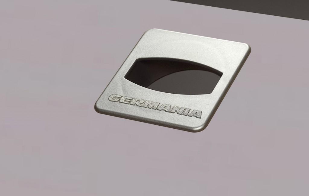 Büro Schreibtisch Höhenverstellbar ~ Pro Büro Schreibtisch höhenverstellbar in Lichtgrau 160 x 7080 x 80