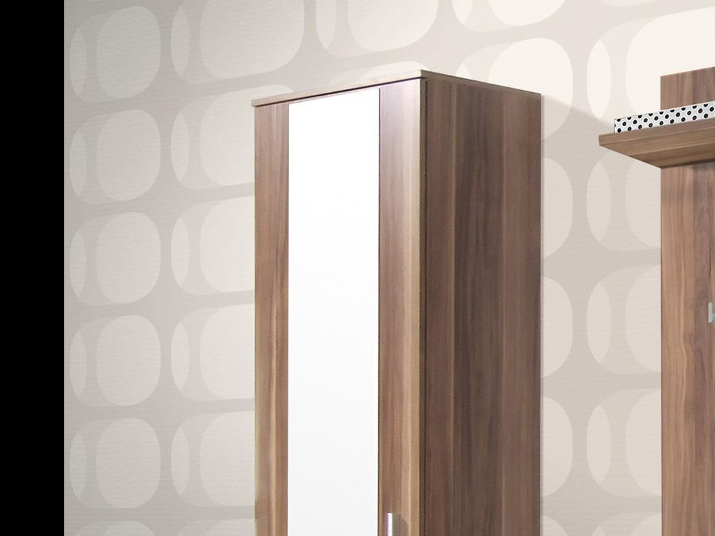 kleiderschrank garderobenschrank garderobe diele flur. Black Bedroom Furniture Sets. Home Design Ideas