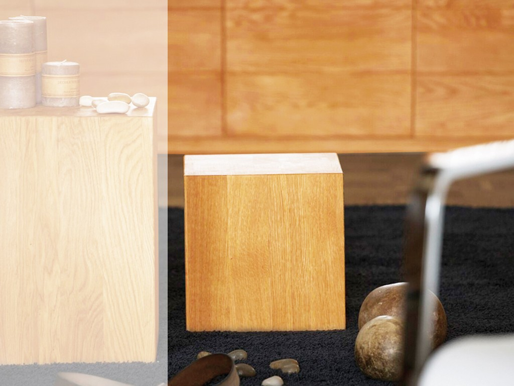 jan kurtz columbus hocker in eiche massiv ge lt natur 30 x. Black Bedroom Furniture Sets. Home Design Ideas