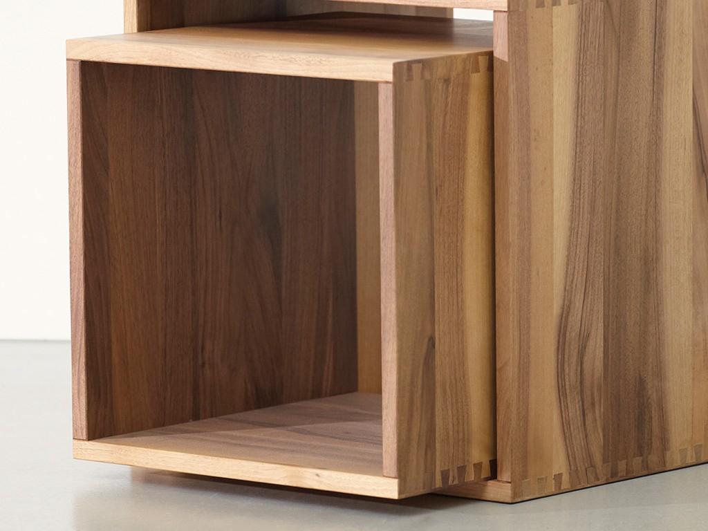jan kurtz cubus sitz w rfel w rfel stapel w rfel in nu baum massiv ge lt gewachst 42 x 42. Black Bedroom Furniture Sets. Home Design Ideas