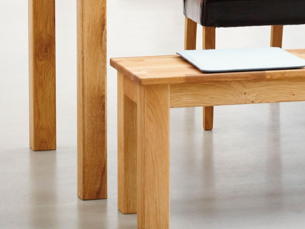 jan kurtz casa bank eiche massiv ge lt ab 46 5 x 158 x 37 5 kleinm bel dreh tritt pendel. Black Bedroom Furniture Sets. Home Design Ideas