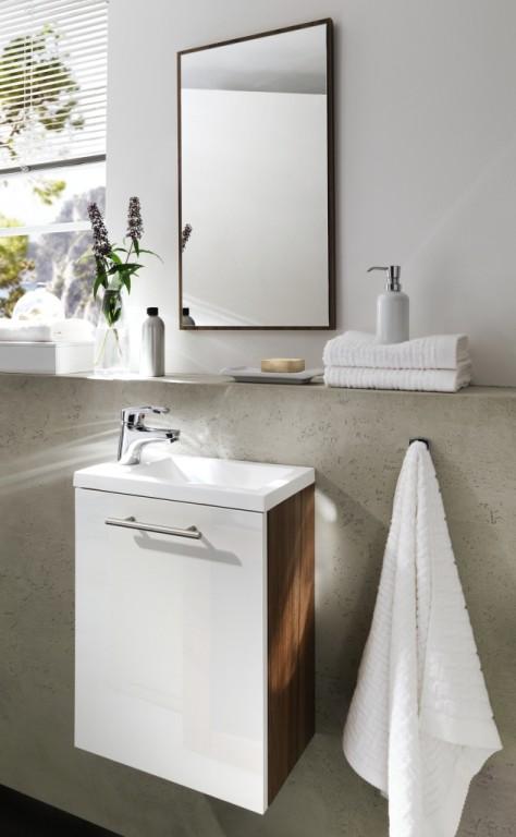 badschrank mit waschbecken fh72 hitoiro. Black Bedroom Furniture Sets. Home Design Ideas
