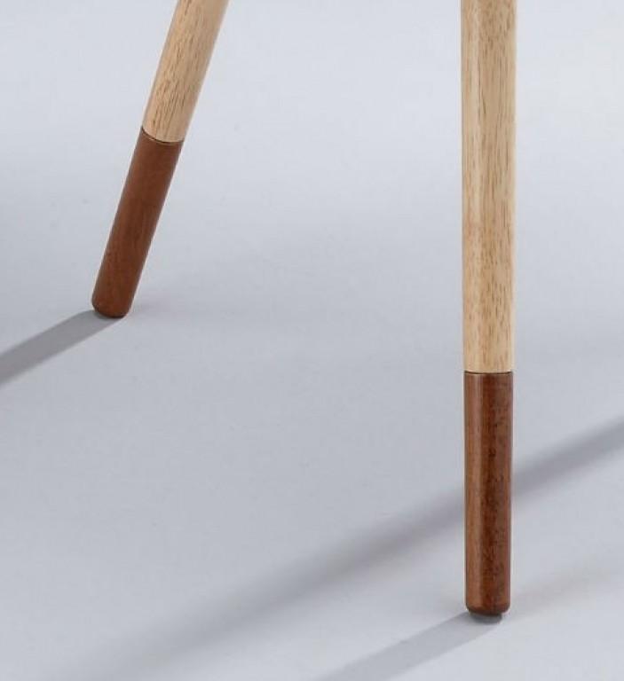 Beistelltisch Holz Nussbaum