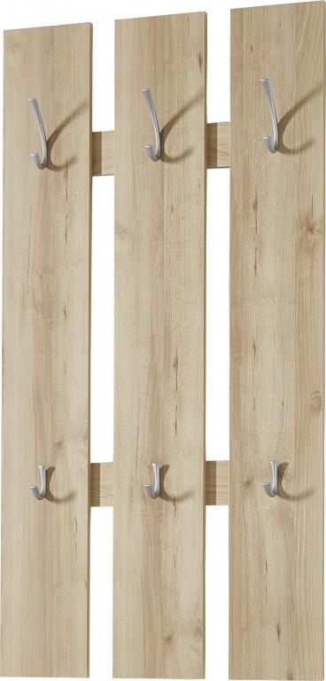 paneel garderobe wandgarderobe flur diele in edelbuche 63. Black Bedroom Furniture Sets. Home Design Ideas