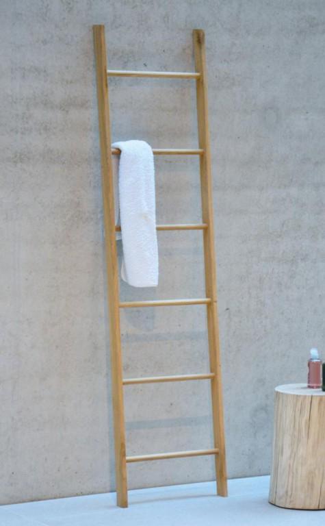 jan kurtz handtuchleiter handtuchhalter leiter hop eiche neu bad m bel. Black Bedroom Furniture Sets. Home Design Ideas
