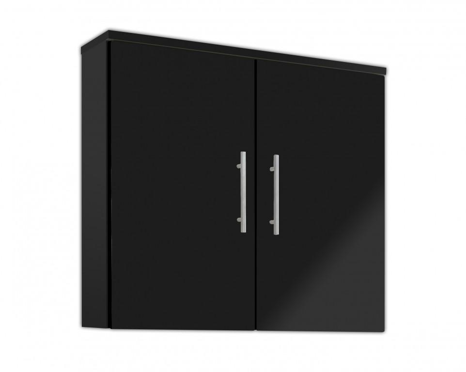 badezimmer h ngeschrank hochglanz wei schrank badm bel. Black Bedroom Furniture Sets. Home Design Ideas