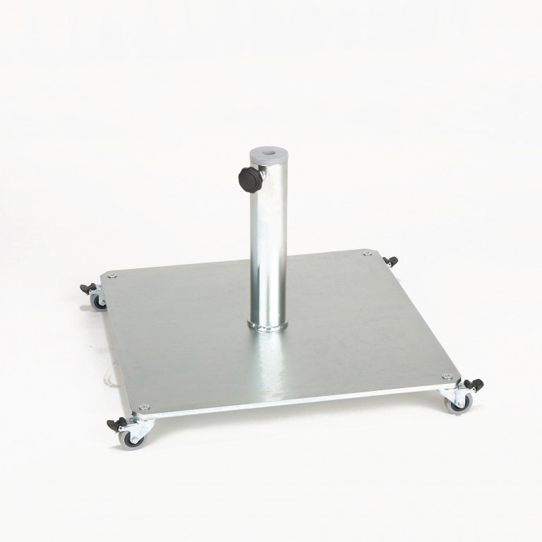 jan kurtz stand standfu f r sonnenschirm eisen verzinkt. Black Bedroom Furniture Sets. Home Design Ideas