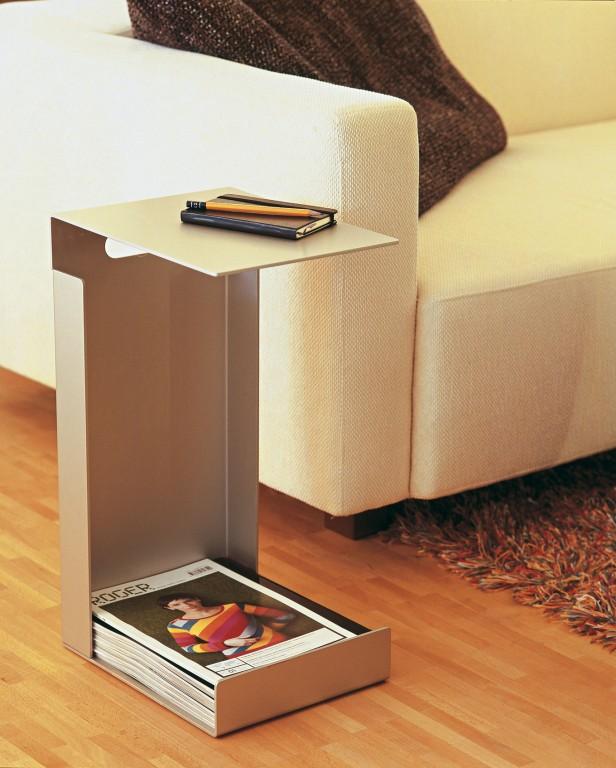 jan kurtz hochstapler zeitschriftentisch. Black Bedroom Furniture Sets. Home Design Ideas