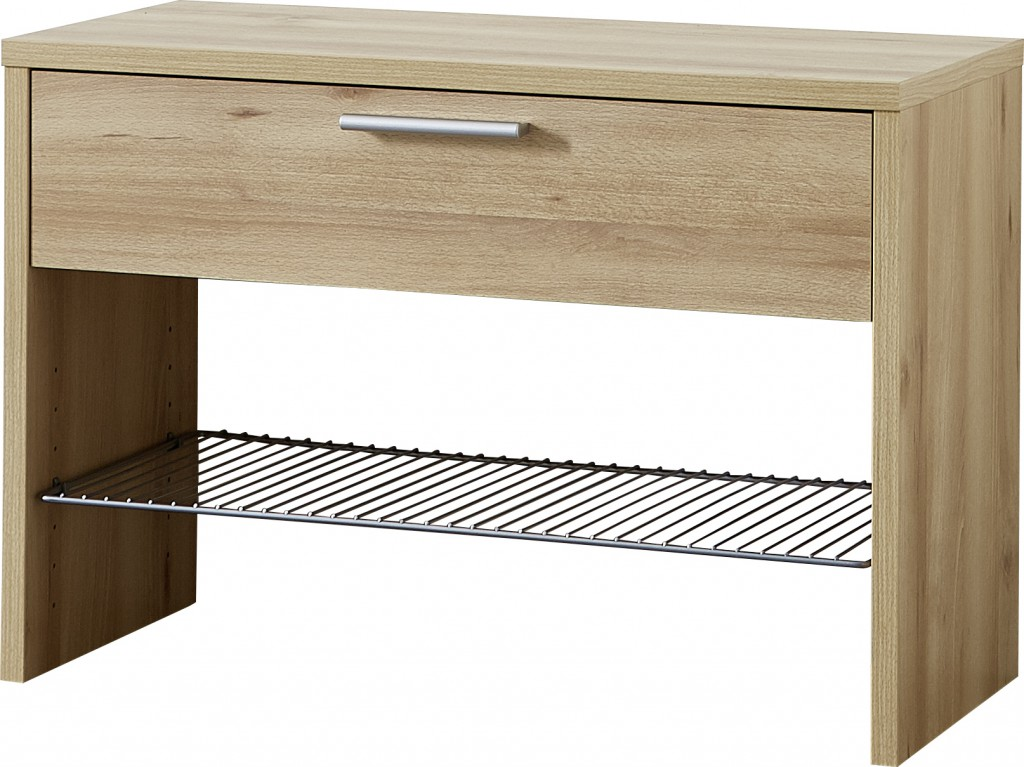 schuhbank sitzbank bank garderobe diele flur edelbuche 76. Black Bedroom Furniture Sets. Home Design Ideas